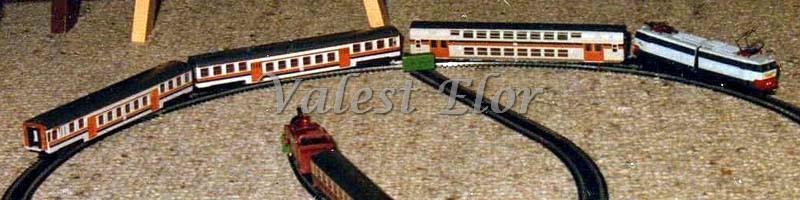 """Circuito """"da tappeto"""" di metà anni '80: sono protagoniste le carrozze a piano ribassato Lima, """"moderne e colorate""""."""