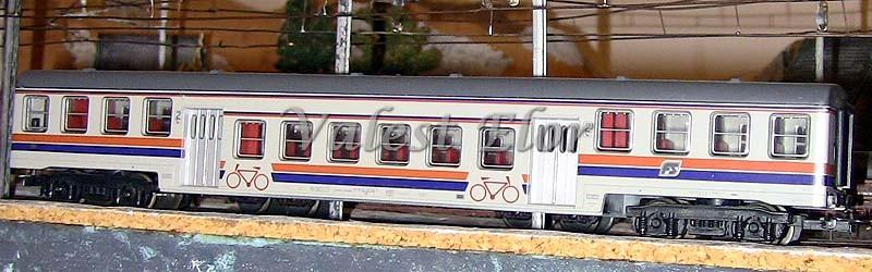 Carrozza per trasporto bici, art. 309665 (1993)
