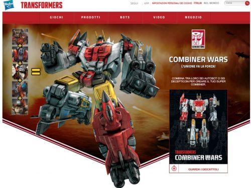 Transformers – Generations Combiner Wars