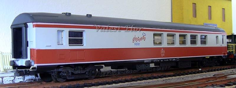 Carrozza ristorante Italy Express art. 309267S
