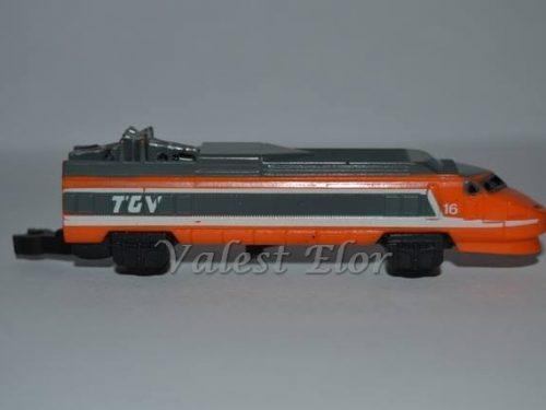 Treni Micro Machines – il TGV