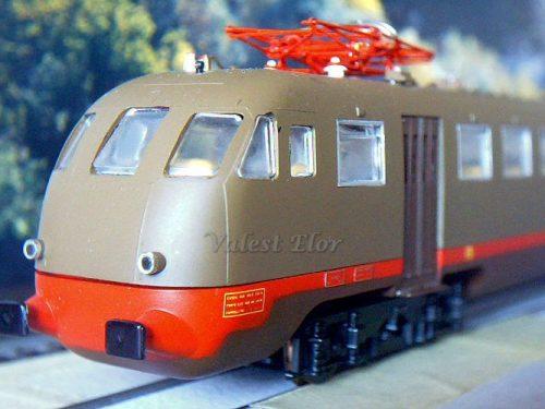 Elettromotrici FS ALe 540 e ALe 660 GT Modelli