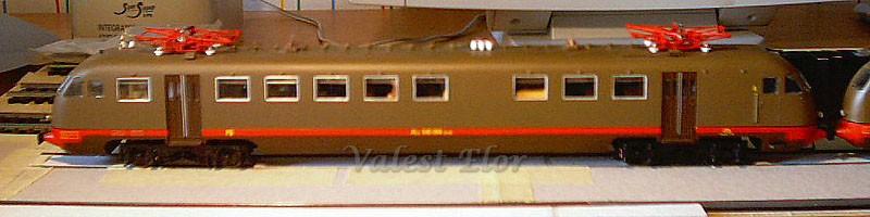 ALe 540 004 di 1ª serie (art. 2095), vista laterale