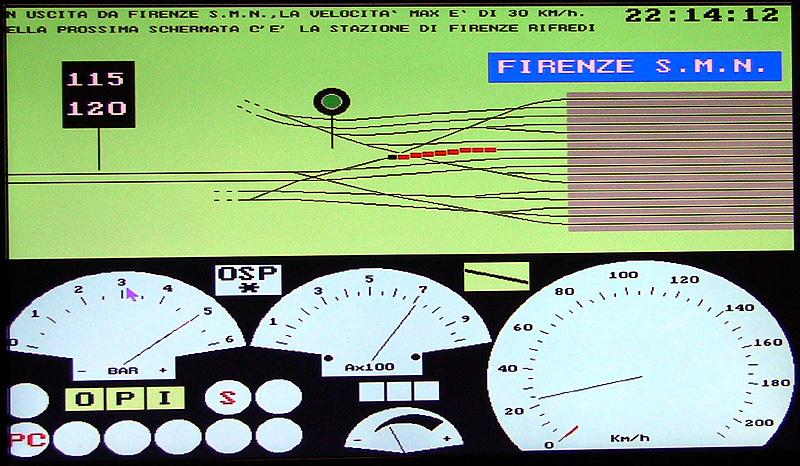 simulatore E444