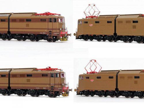 E645 di seconda serie FS – Lima Expert