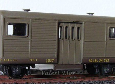 Rimorchio LDn 24 FS – GT Modelli