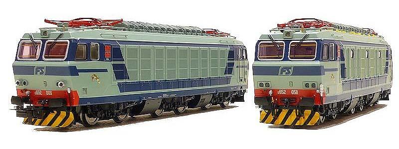 E652 003 e 058 (art. HR2235) in livrea d'origine (foto da kf-models.it)