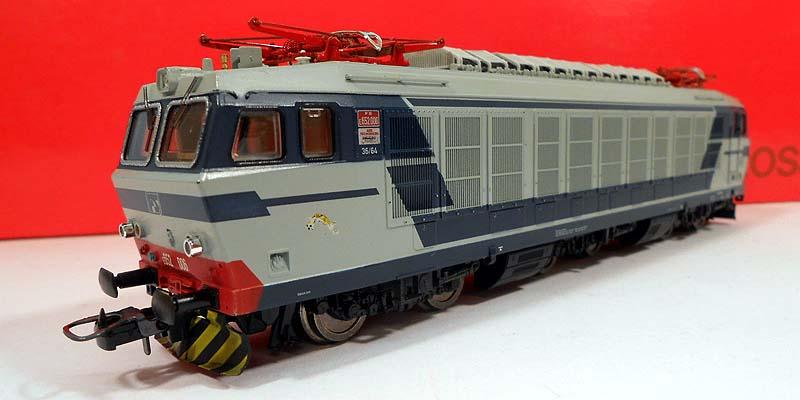 E652 006 prototipo (art. 1411) in livrea d'origine (foto da ebay)