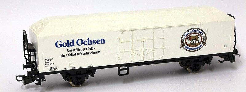 Carro DB con insegne Gold Ochsen, art. 2439 (foto da ebay)