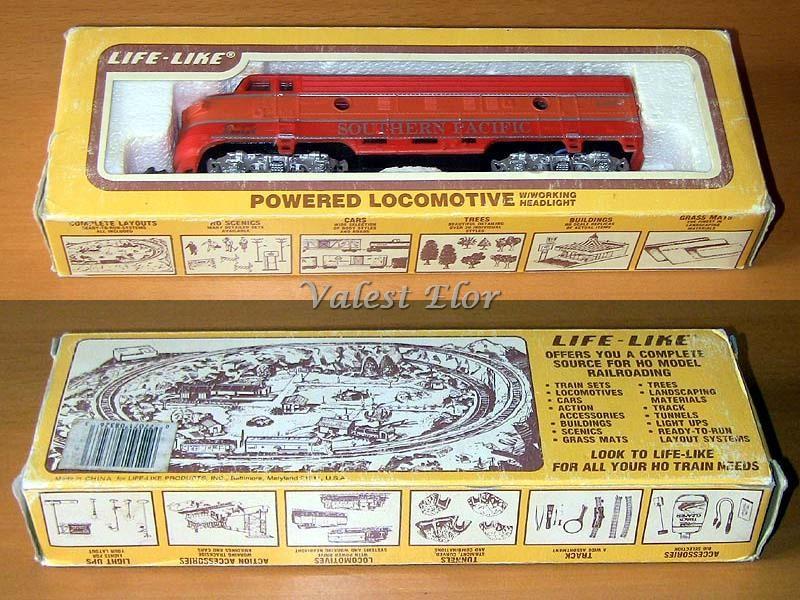 La scatola contenente il modello