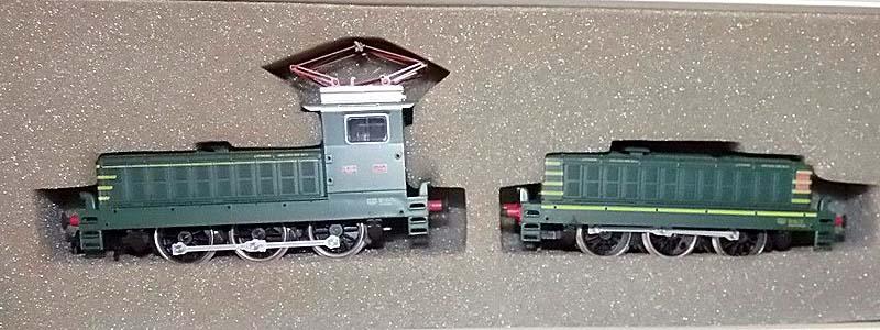 E321 107+E322 107, art. 1475 - foto da ebay