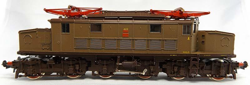E626 059, art. 4187C, prodotta nel 1982 - foto da ebay