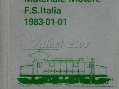 Materiale motore FS Italia 1983-01-01