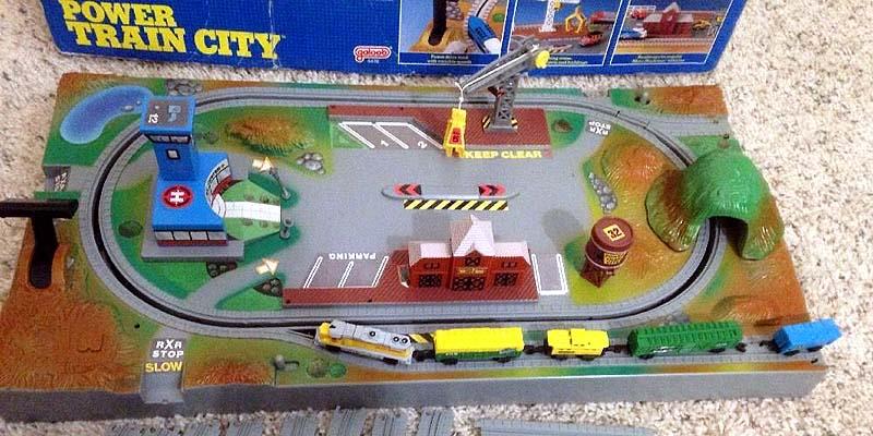 Power Train City - foto da ebay