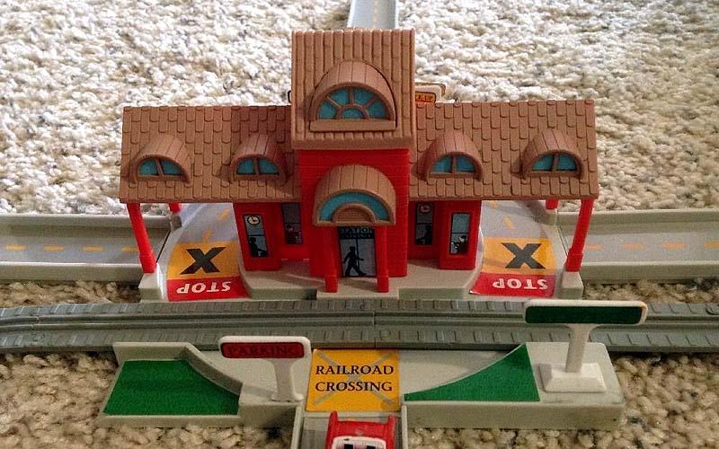 Railroad Central - foto da ebay