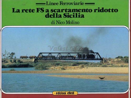 La rete FS a scartamento ridotto della Sicilia