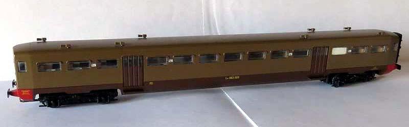 Le 883 009 (facente parte della confezione art. 4530) - foto da kijiji