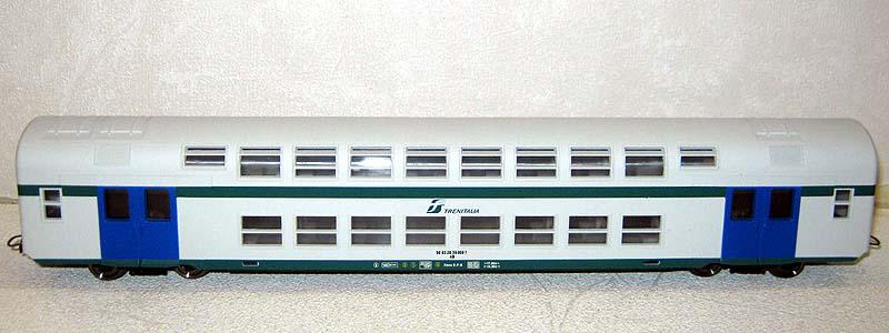 Carrozza intermedia FS-Trenitalia in livrea XMPR, art. HL4007 - foto da ebay