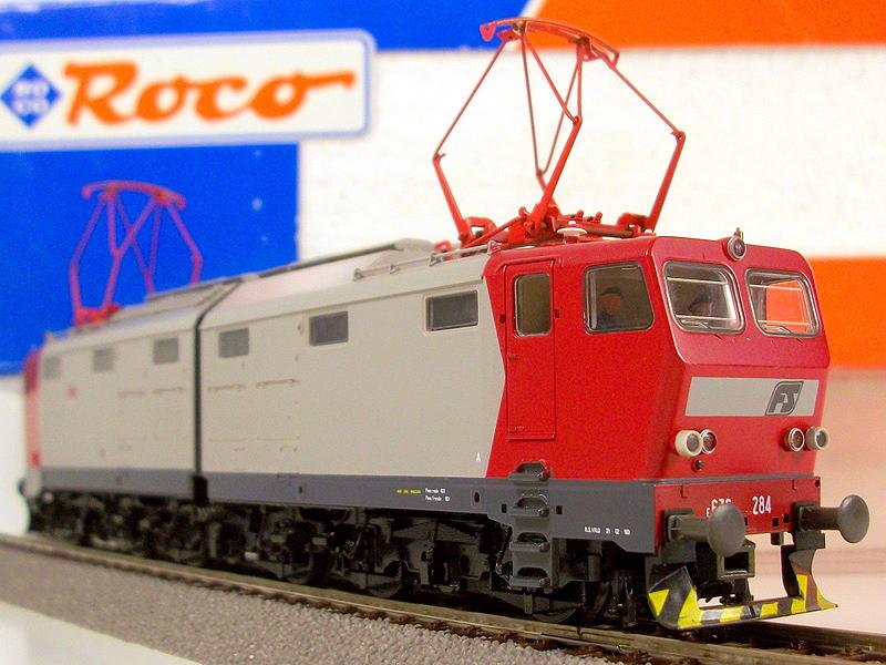 Il primo modello della E636 284, art. 43613 - foto da ebay
