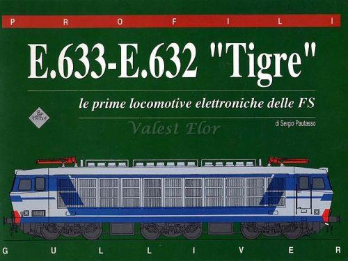 """E633-E632 """"Tigre"""""""