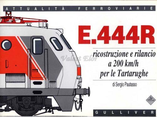 E444R – ricostruzione e rilancio a 200 km/h per le Tartarughe