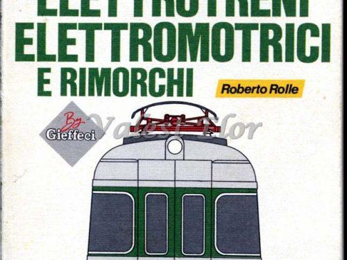 FS Elettrotreni, elettromotrici e rimorchi