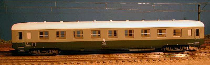 Carrozza refettorio Euroscale, art. 8712 - foto trainsfrancais.com