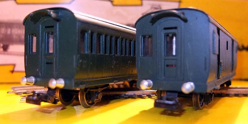 Carrozze della confezione I ABL P/R - foto da ebay