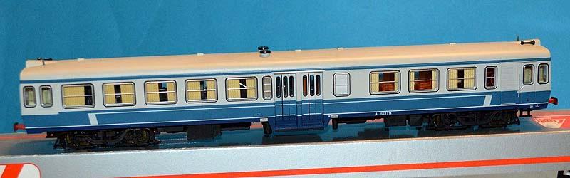 ALn 663 114 della Ferrovia Alifana, art. 208375LK - foto da ebay