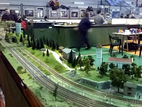 Trenini in mostra a Carnate 2015