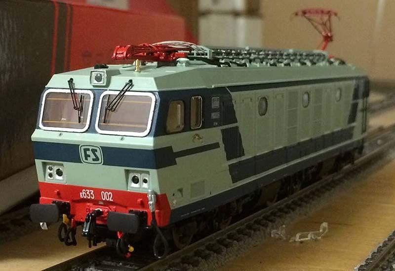 """E633 002 ACME, art. 60470 - foto da pagina Facebook """"ACME S.r.l."""""""