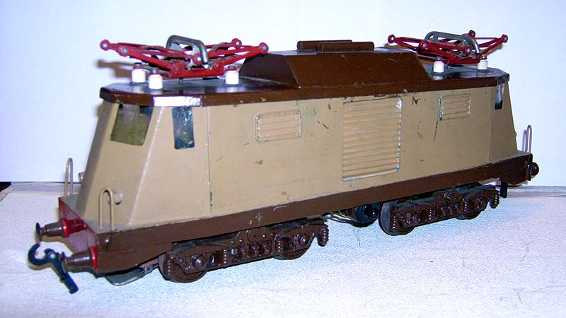 E424 in scala I - modello della collezione Renzo Bianchi