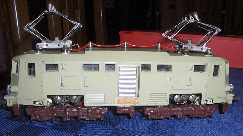 E424 Conti - foto da ebay