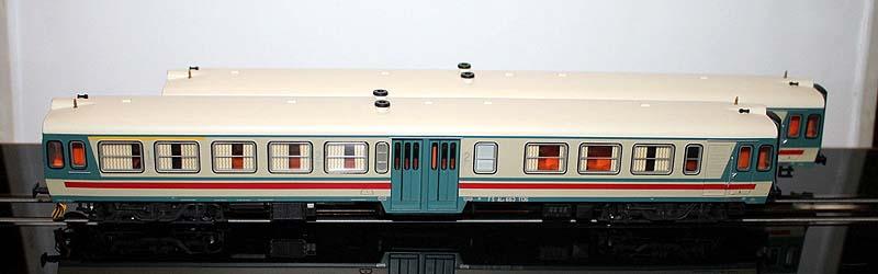 ALn 663 1107 e 1136, art. HR2278 - foto da ebay