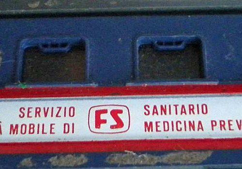 Carrozza servizio sanitario – Lima