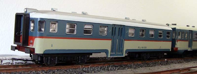 Ln 664 3530 in livrea beige-azzurro (art. 3063)