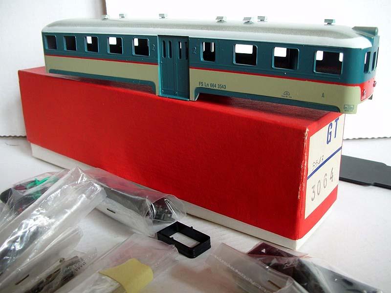 Ln 664 3453 (art. 3064) in scatola di montaggio - foto da ebay