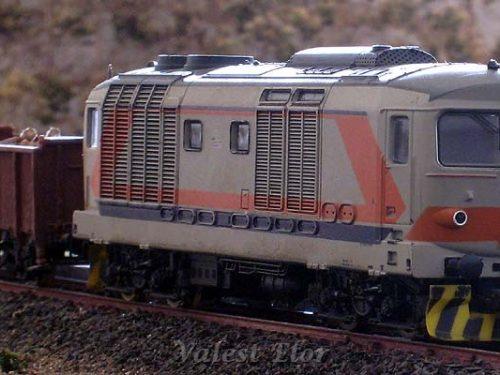 D445 Lima – parte I: motore G