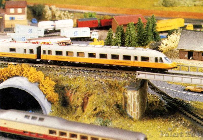 La stessa zona dell'immagine precedente, vista dal lato opposto - foto da catalogo Lima 1985/86