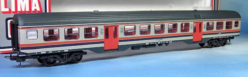 Carrozza MDVC di 2ª classe, art. 309271 - foto da ebay