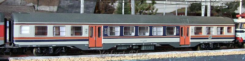 Carrozza MDVC mista di 1ª e 2ª classe, art. 309547