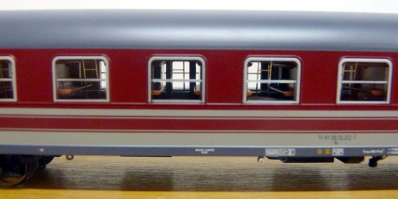 Dettaglio dell'interno degli scompartimenti - foto da minimondo2002.it