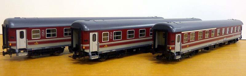 Le tre carrozze della confezione art. 43901 - foto da minimondo2002.it