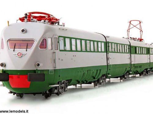 Elettrotreno ETR 220 – LE Models
