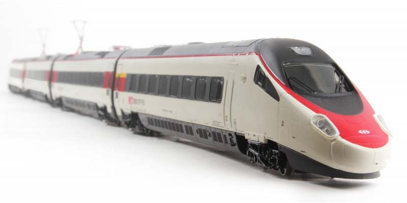 ETR 610 SBB, art. HL1660 - foto da hornby.it