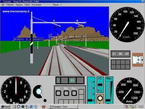 Simulatore E444 v.2