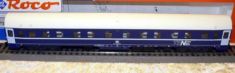 Carrozza UH DB 71 80 71-80 759-5 (art. 44841) - foto da ebay