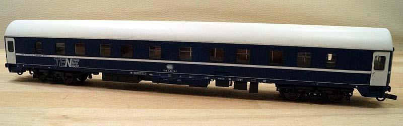 Carrozza UH DB 71 80 71-80 770-2 (art. 44841) - foto da ebay