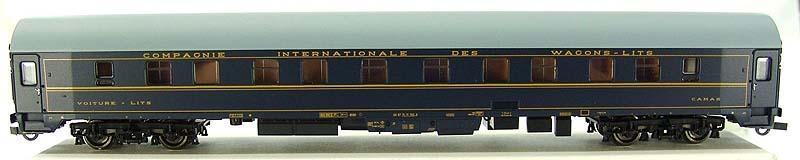 Carrozza 4593 immatricolata SNCF 64 87 71-71 783-8, art. 44846 - foto da ebay