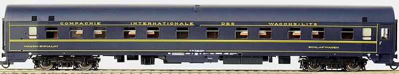 Carrozza 4584 con un solo vestibolo, immatricolata ÖBB 61 81 71-80 778-6, art. 44848 - foto da kleinbahnsammler.at